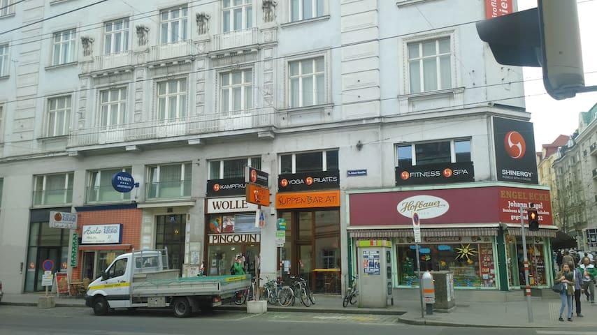 Vienna Comfort Apartment