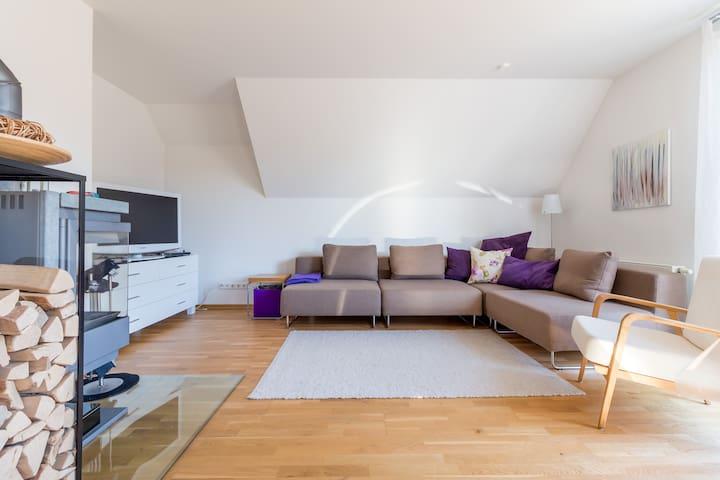 Hübsche Ferienwohnung in Strandnähe - Ahrenshoop - Apartment
