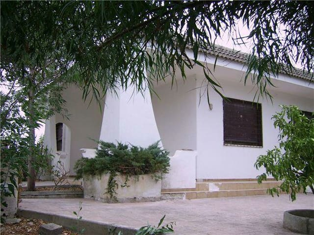 SPLENDIDA Villa 800 MT Spiagge - Monacizzo-librari-truglione - Haus