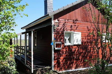 """Ferienhaus """"LillStugen"""" - Schwedenhaus  in Windeck - Windeck"""