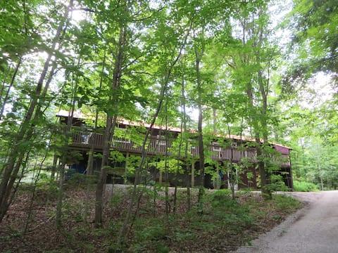 Mississagua Lake Cottage Rental