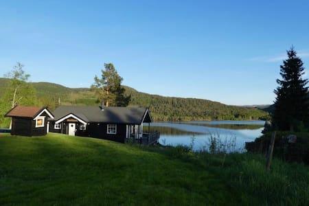 Hytte i Lensvik