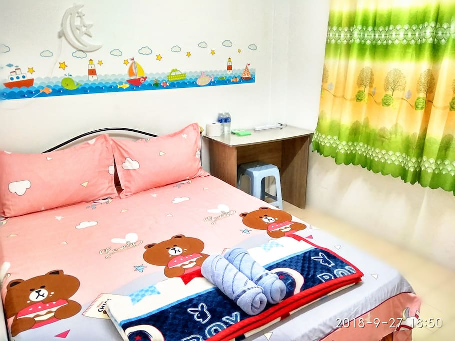 Standard Room with Queen Size Bed~