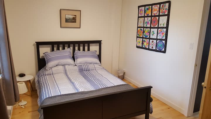 Newly renovated 1 bedroom in the heart of downtown