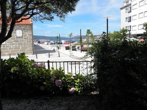 Apartamento en Puerto de Portosín