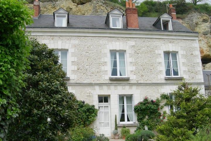 Logement au coeur des Châteaux de la Loire