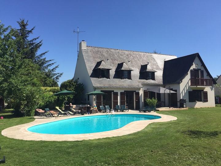 Chez Anne & Simon, South Brittany