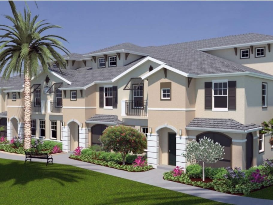 Resort In Home Houses For Rent In West Palm Beach Florida United States