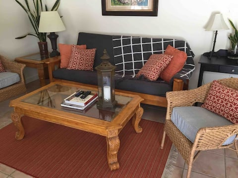 Comfortable Country Two Bedroom Apartment