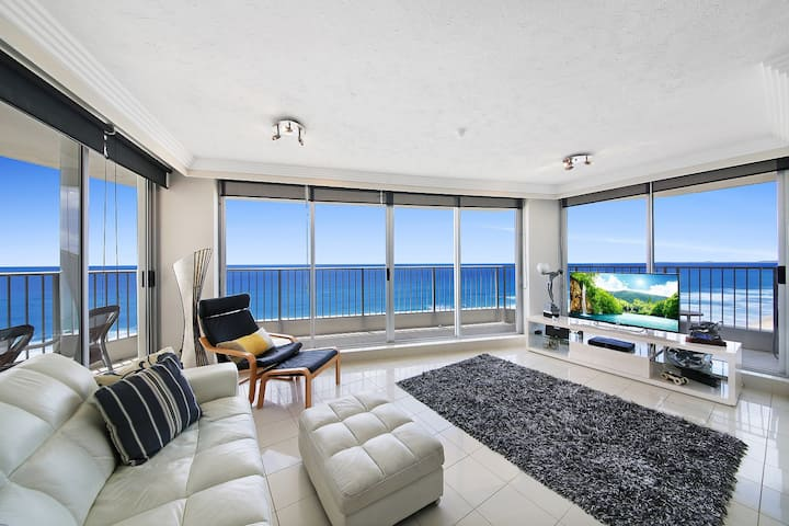 BEACHSIDE/ PARADISE  BEST VIEWS GOLD COAST
