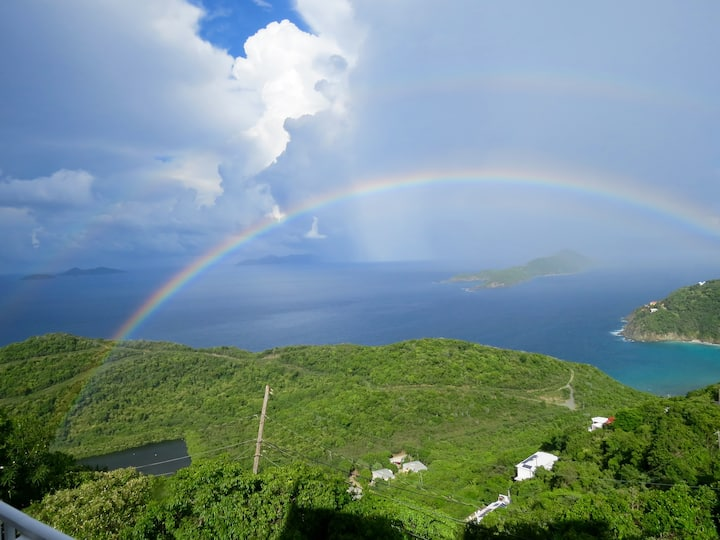 Cool Breezes & The Best View in St Thomas