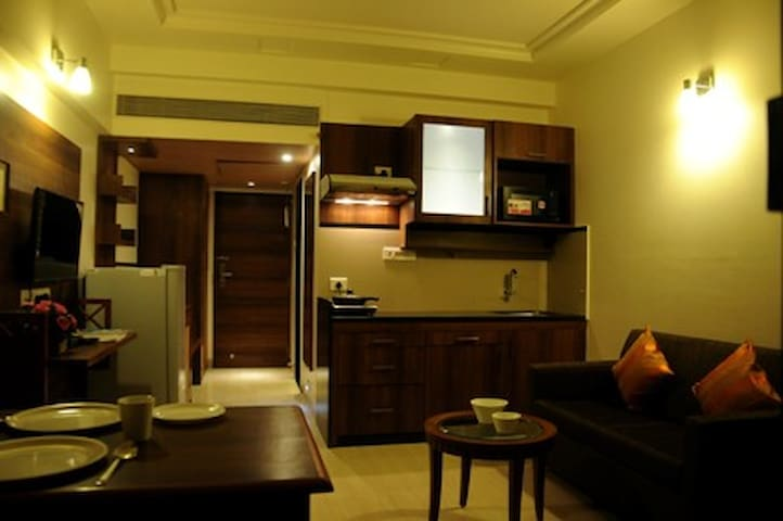 Boutique Studio - Pune - Bed & Breakfast