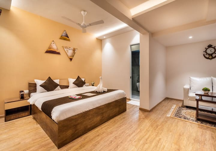 Clean and comfort 3 bedrooms