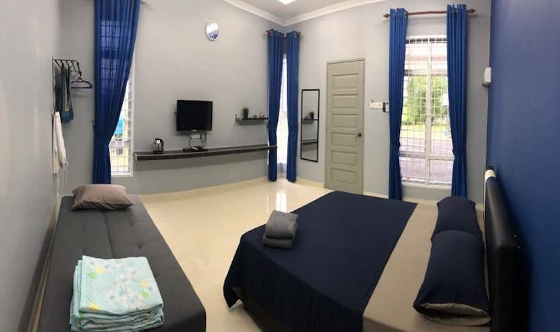Perlis Roomstay - Vader Room