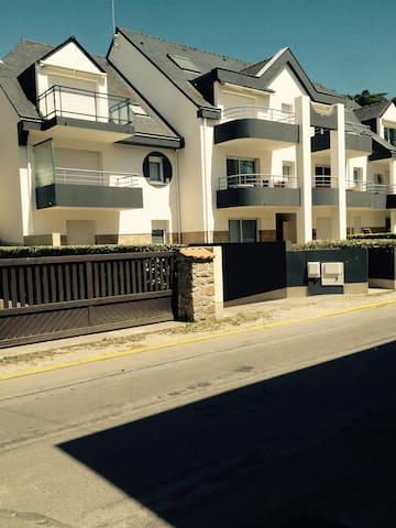 Appartement Pornichet proche de la plage 5 pers
