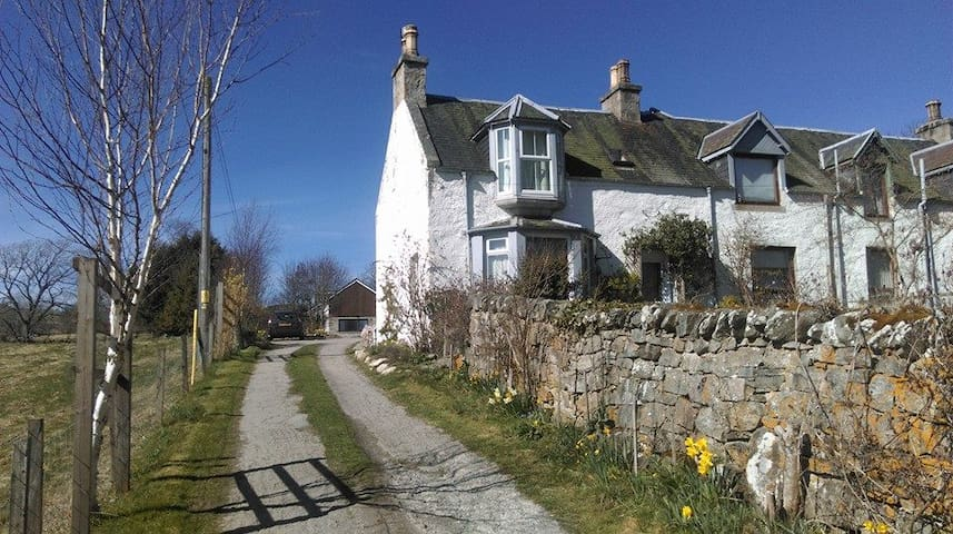 1 Craggan Cottages cosy base for exploring - Grantown-on-Spey - Casa
