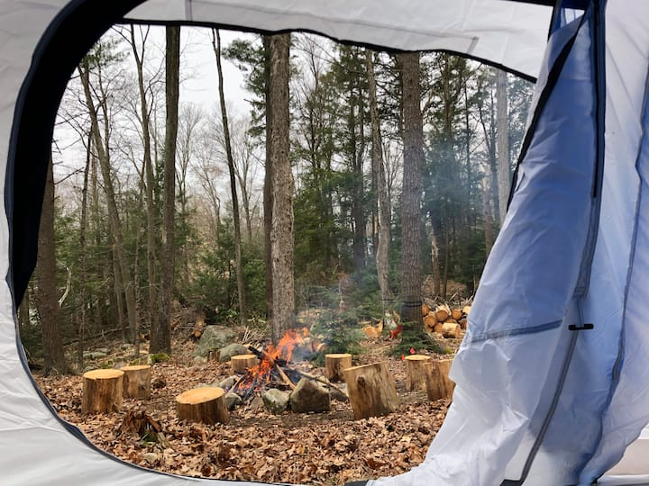 Appalachian Foothills Camping