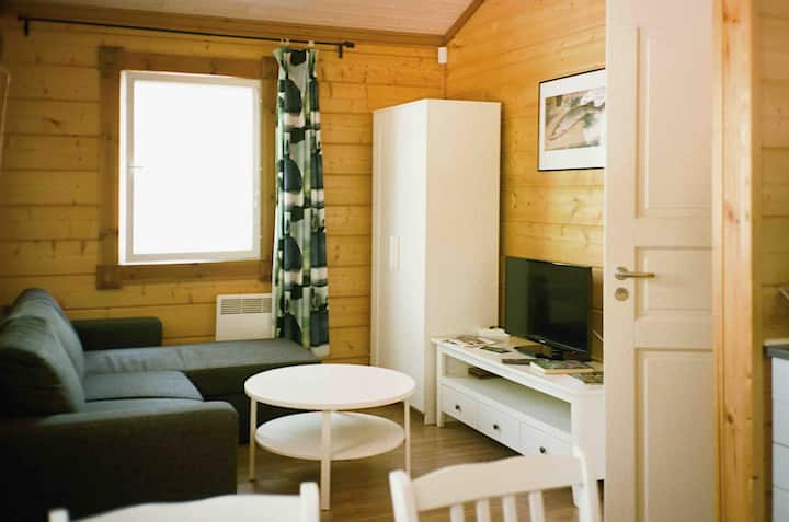 Kettu cabin for two adults
