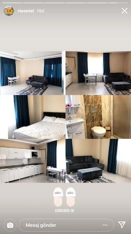 RİOS HOTEL HİZMETİNİZDE