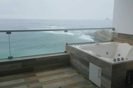 Casa completa de Estreno Frente al Mar - Punta Hermosa - Casa