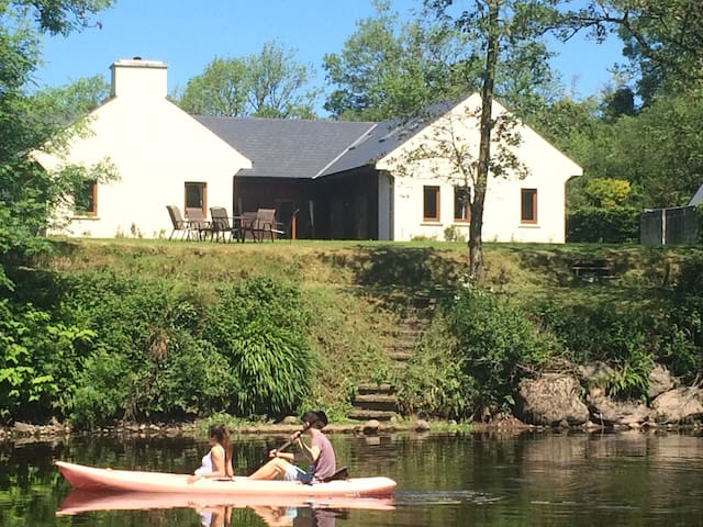 River Side Lodge No.2 - Kenmare - Casa