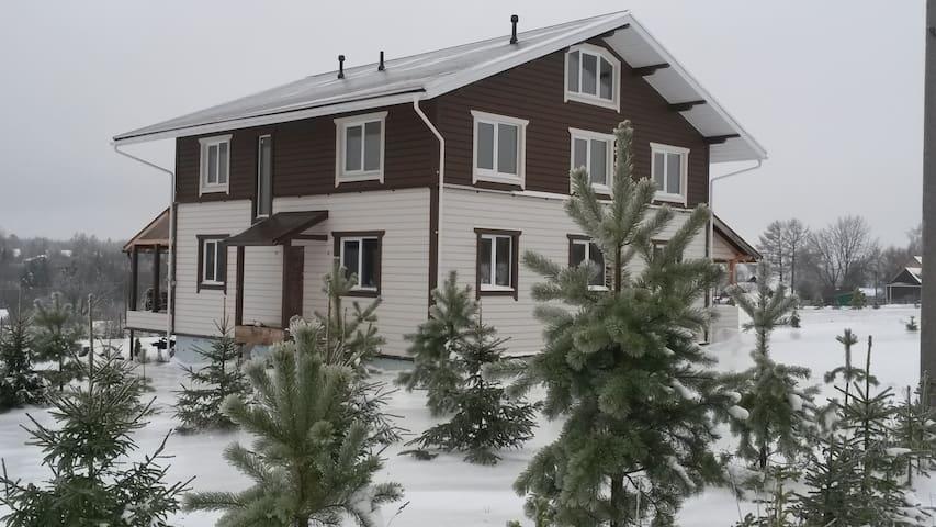 "Гостевой дом ""СТАРТ"" - Rybinsky District - Penzion (B&B)"