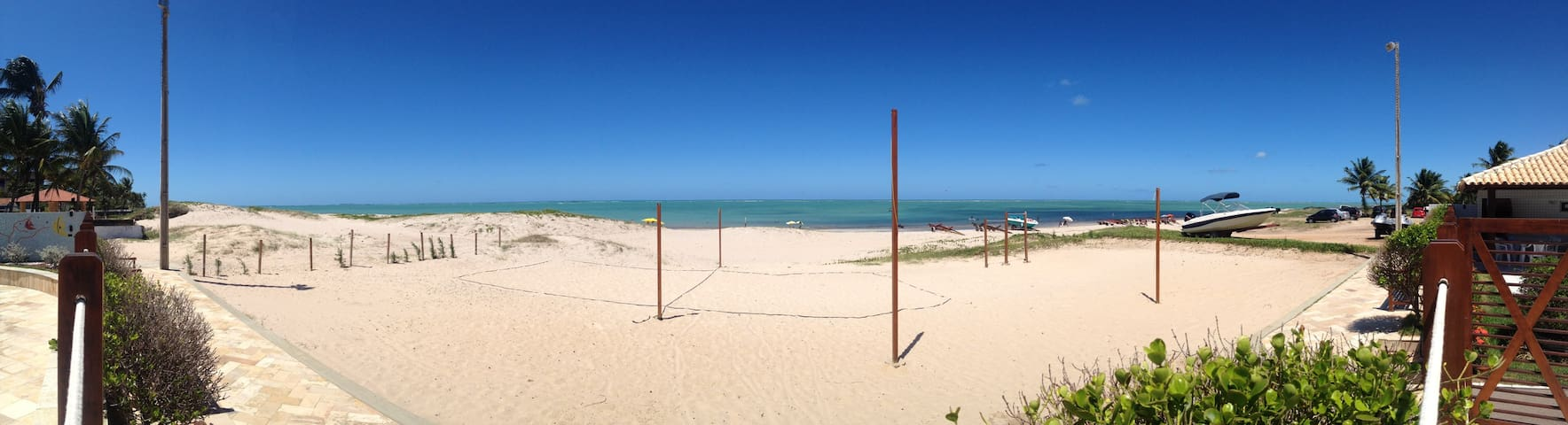 Ap Beira Mar Areia Dourada / João Pessoa - Cabedelo - อพาร์ทเมนท์