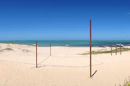 Ap Beira Mar Areia Dourada / João Pessoa - Cabedelo - Daire