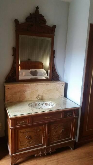 Habitación de matrimonio.