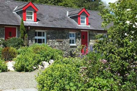 The Coach House S/C Cottage At Crug Yr Eryr Isaf - Ceredigion