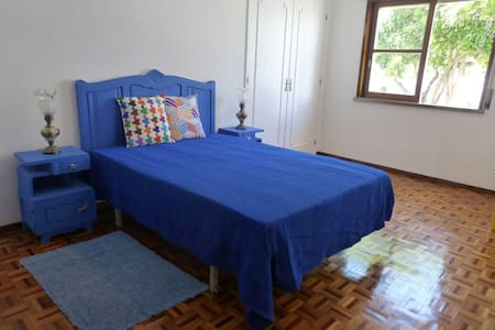 Quarto azul/The blue room/La chambre bleue
