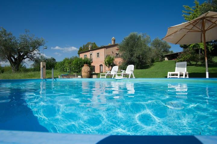 Villa Cardeto Trevignano Romano