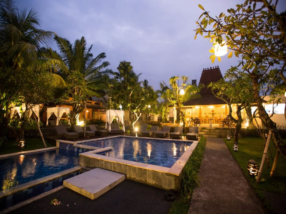 The Grand Sunti Resort And Spa Ubud