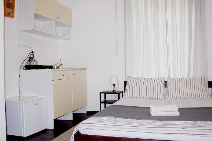 Бюджетные апартаменты на Бауманской