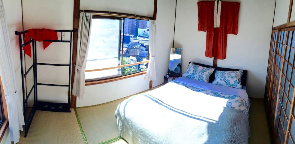 Central Private Self contained Comfort &Character. - Onomichi-shi - บ้าน