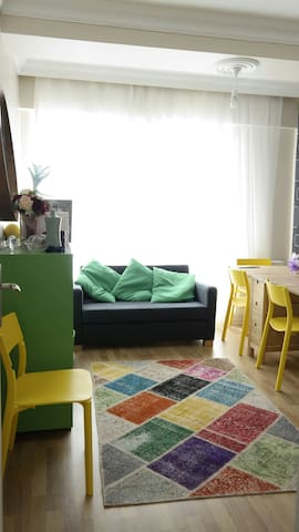 House of fun couple - Bağcılar - Apartamento
