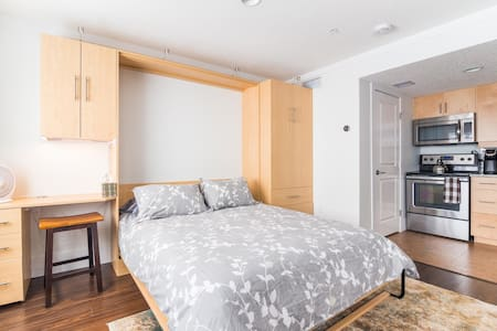 The Nest = Studio Living + Free Parking - Yellowknife - Kondominium