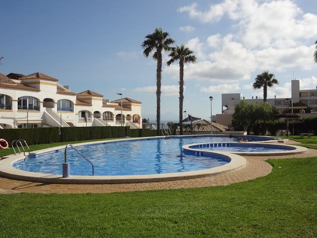 Costa Blanca, appartment with sea views