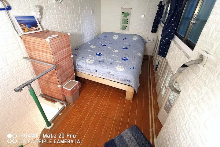 西门口地铁站小型复式独立屋(可短租15日起、可月租)| 2.5K/m