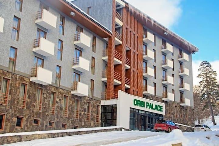 ORBI Apartment & Mountain views. ORBI PALACE II.