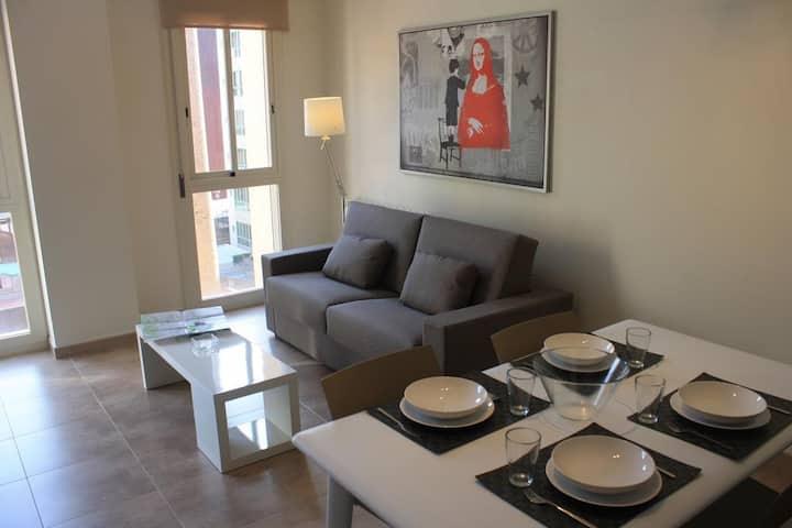 ALGUERA Apartments - Apartamento 4 personas