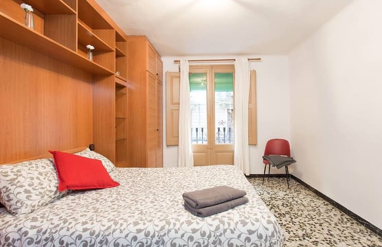 Beautiful room in the heart of Barcelona
