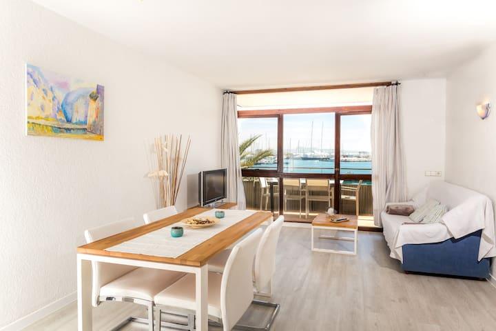 Apartment with spectacular views. - Palma de Mallorca - Apartment