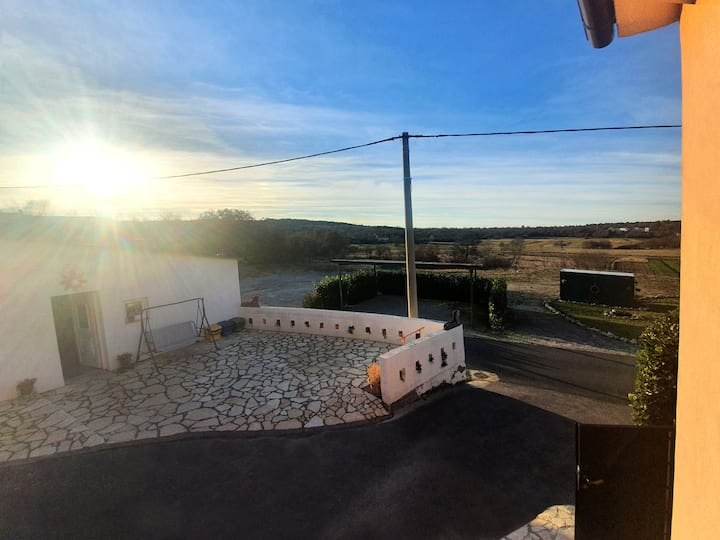 Luana's cozy rooms with istrian touch