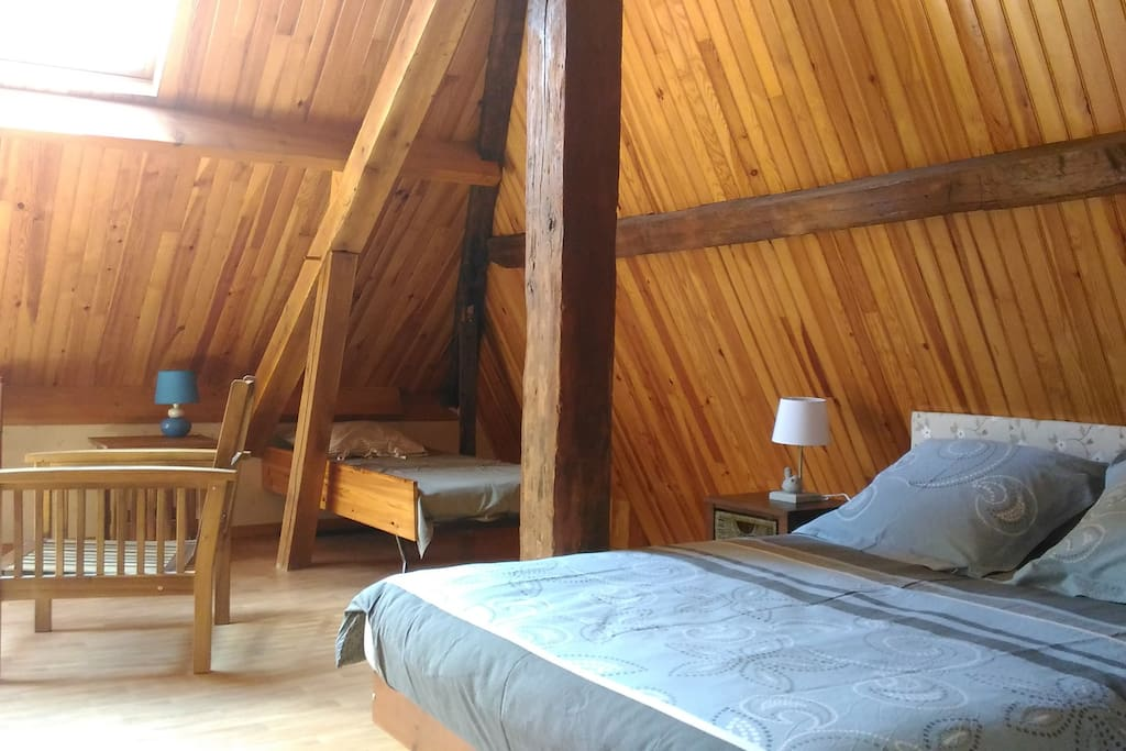 grand studio hyper centre lofts for rent in le mans. Black Bedroom Furniture Sets. Home Design Ideas