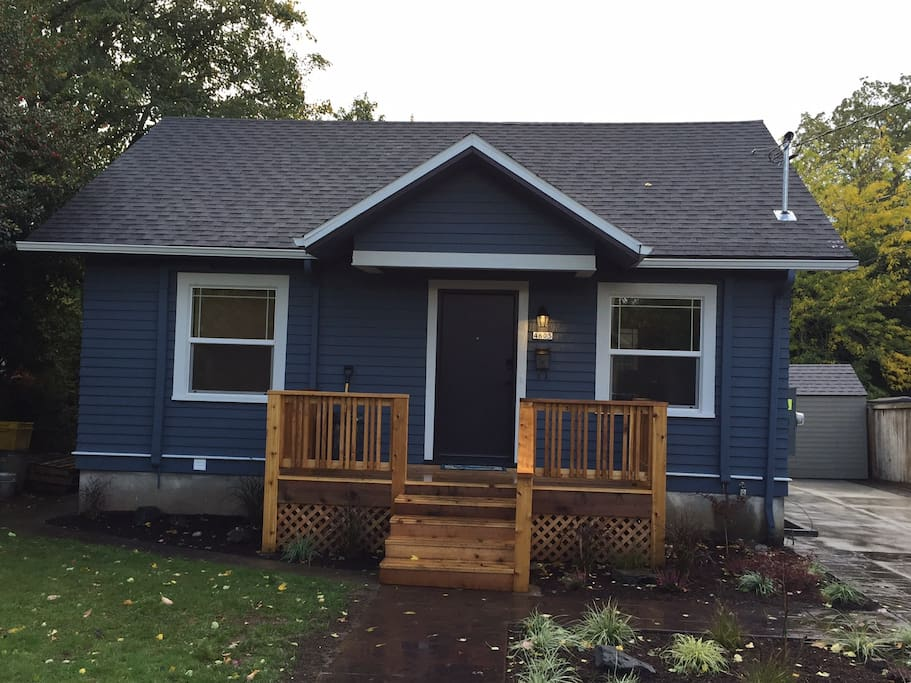 """Enjoy our """"new"""" home....built in the 1920's, but all brand new inside and out!"""