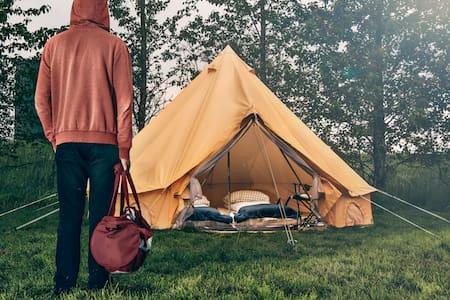Bell Tent 3 - Ljosafossskoli