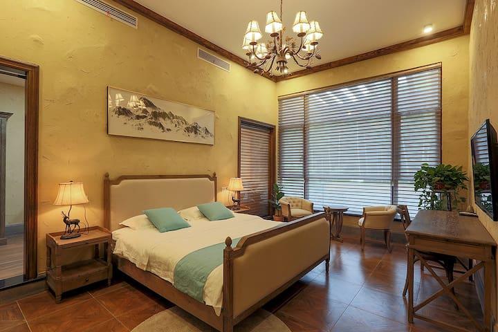 一楼大床房——卢瓦河谷