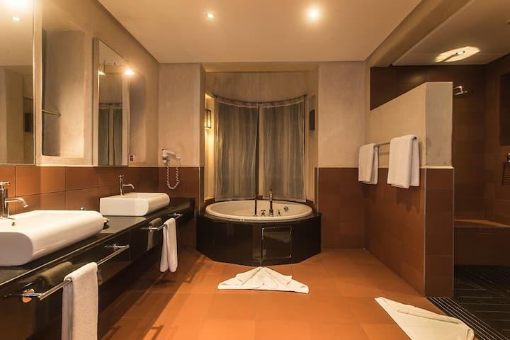 Suite de grand standing 75 m² avec terrasse 1