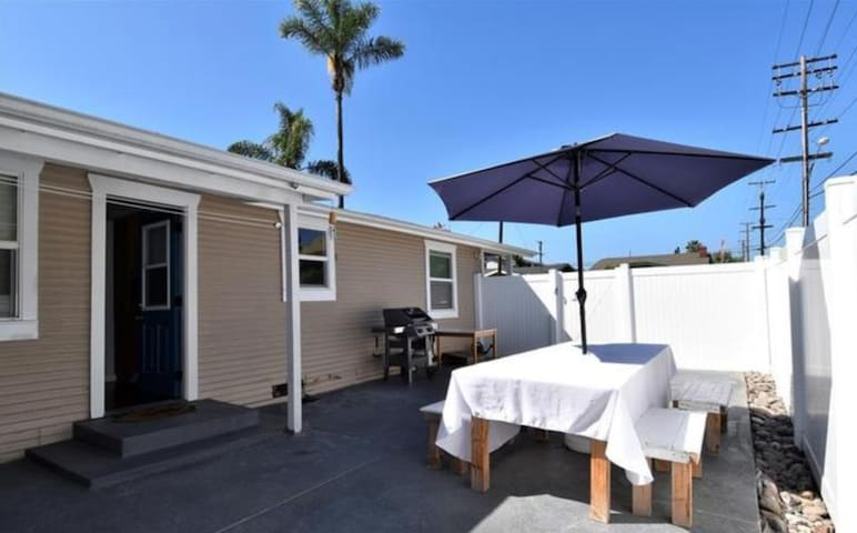 Charming 2 BR 2 BA in Walkable Normal Heights